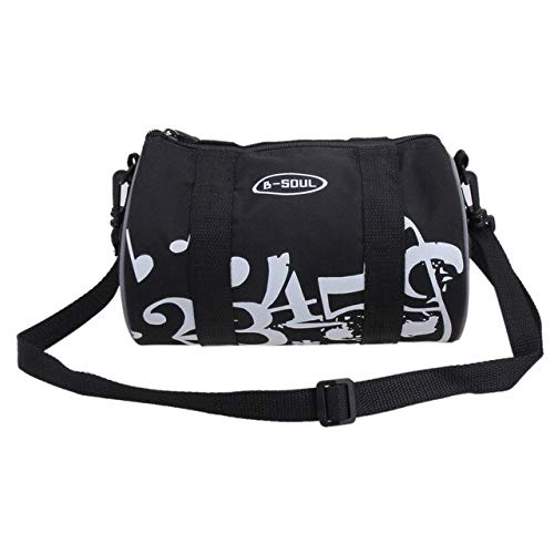 Ponis-Limos - B-soul Bicycle Front Basket Tube Pannier Frame Cycling Handlebar Bag bike bag bike accessories Best Price