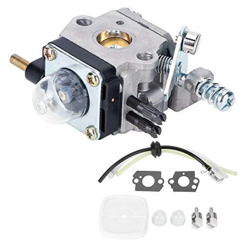 BWLZSP Carburador Kit de línea de Combustible de Repuesto para Zama C1U-K54A Accesorios para cortacésped, Carburador Kit de carburador 12520013123 Carburador de jardín