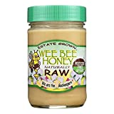 1 CASE - Wee Bee Honey, Naturally Raw, 1lb, 12 per case12