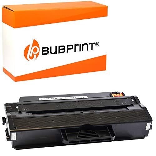 Bubprint Toner kompatibel für Dell 593-11109 für B1260DN B1260 B1265DFW B1265DNF B1200 Series 2500 Seiten Schwarz
