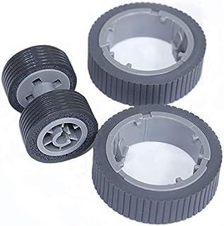 Wivarra Pa03670-0001 Pa03670-0002 Verbruiksset Pick Roller + Remroller PICKUP Roller voor Fi-7160 Fi-7260