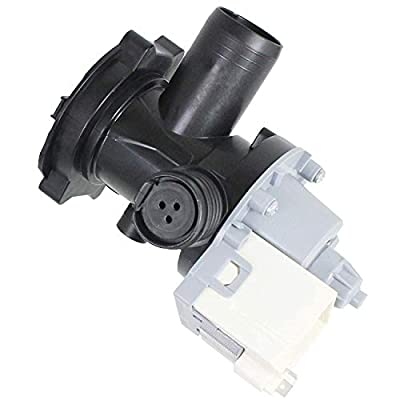 Hotpoint Indesit Washing Machine Drain Pump. Genuine Part Number C00282341 from Hotpoint