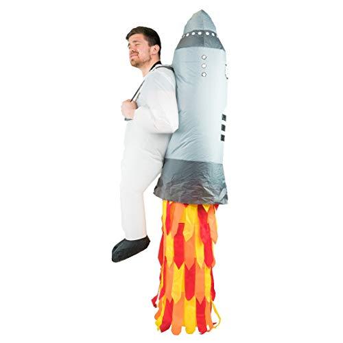 Bodysocks® Disfraz Hinchable de Jetpack Adulto