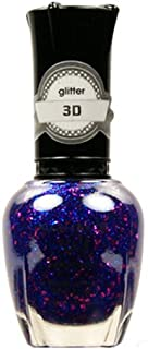 (6 Pack) KLEANCOLOR 3D Nail Lacquer - Wear This, Not That (並行輸入品)