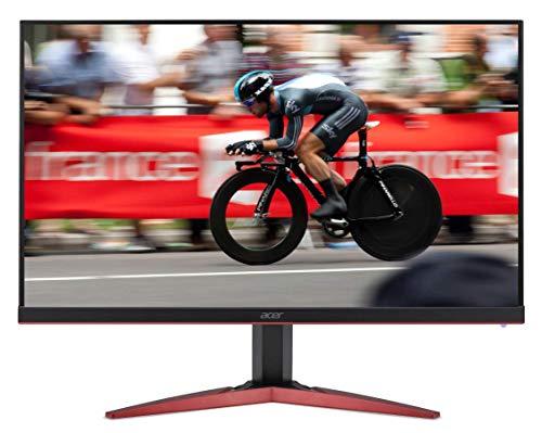 Acer 27 inch 144Hz 1MS Full HD TN Panel Gaming Monitor I 400 Nits Brightness I Zero Frame Design I AMD Free Sync I Stereo Speakers (KG271C)