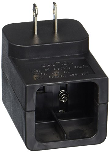 Wall Charger for All Cordless Swivel Sweepers Batteries (Black)