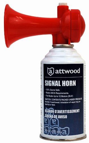 Attwood 8oz Safety Airhorn