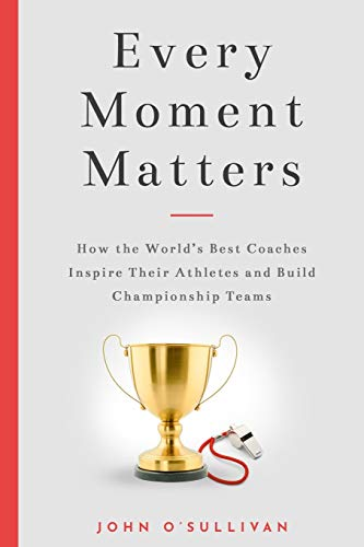 Every Moment Matters Coach Inspiration Book