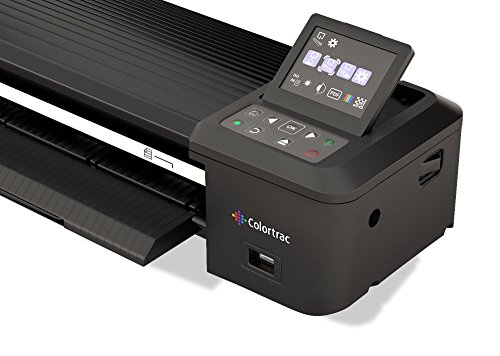 Affordable Colortrac SmartLF 36-inch wide color scanner
