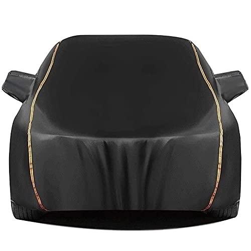 XBWLKJ012LP Lona Exterior Coche Funda Coche Exterior Carpa para Auto Compatible con Land Rover Range Rover evoque/Sport/Velar Garaje Exterior para Coche Protección Impermeable para Todo Clima contra