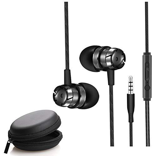 WeCool Mr.Bass W001 Snug Fit Metallic in Ear Earphones for