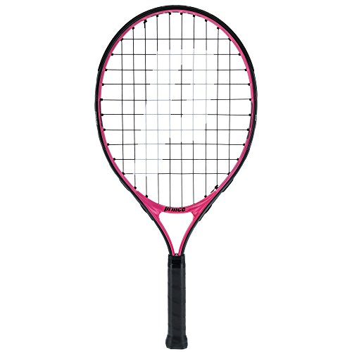 Prince Tennisschläger Pink 21, schwarz, 0
