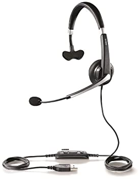 Jabra UC VOICE 550 Mono Corded Headset for Softphone
