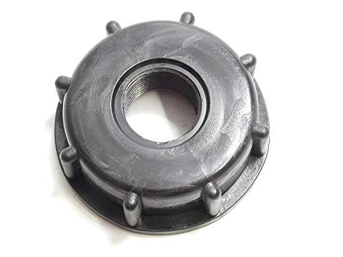 IBC - Adaptador S60 x 6 para depósitos, Tapa con depósito DN 20 (3/4