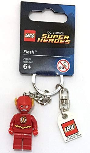 LEGO Super Heroes Flash Key Chain 853454