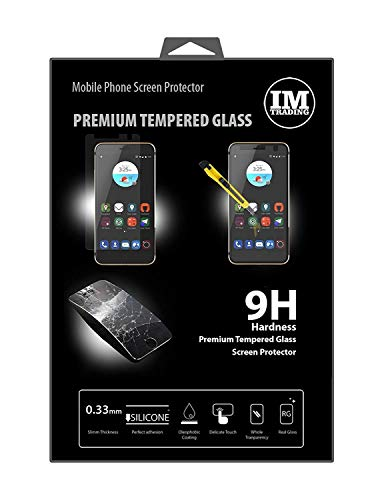 Cristal protector para ZTE Blade V7//Premium Protector de pantalla tanque Cristal Vidrio Templado Pantalla @ Energmix®