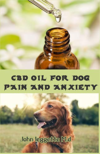 CBD OIL FOR DOG PAIN AND ANXIETY: All you need to know about using cbd...