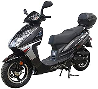 X-PRO 50cc Moped Scooter Gas Moped Scooter 50cc Moped Street Scooter Bike