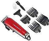 Tijeras de corte del pelo de pelo de la herramienta de corte profesionales cortadora de cabello poderosa máquina recortadora de cabello for hombres de corte eléctrico 9w corte del pelo de la máquina d