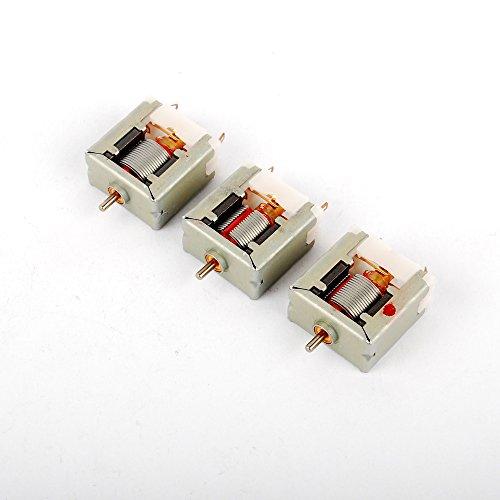3 Pcs Strong Magnetic N20 DC 3V 15000RPM Motor for Fan Home Appliance Micro Motor
