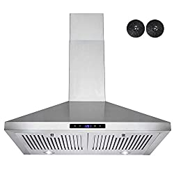 🥇Best Range Hoods for Gas Stoves – The Definitive Guide & Reviews