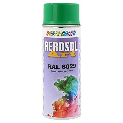 Dupli-Color 741241 Aerosol Art Ral 6029 glänzend 400 ml