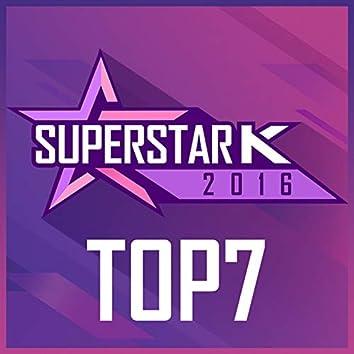 Superstar K 2016 Top7