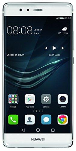 Huawei P9 Smartphone débloqué 4G [Version France] Mystic Sil