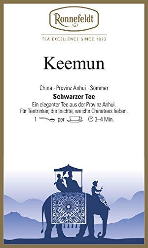 Ronnefeldt - Keemun - Schwarzer Tee aus China - 100g