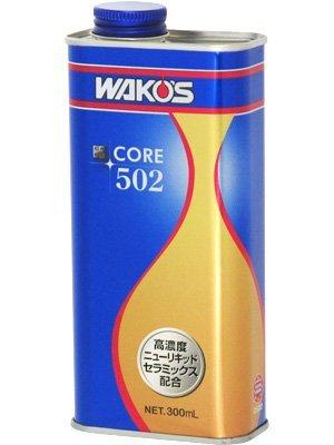 ワコーズ CORE 502 エンジン フィーリング 向上剤 オイル 添加剤 300mlCR502