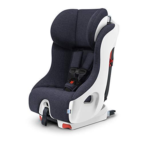 Clek Foonf Convertbile Car Seat, Full Moon (Flame Retardant Free Merino Wool)