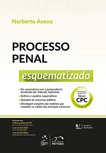 Processo Penal Esquematizado