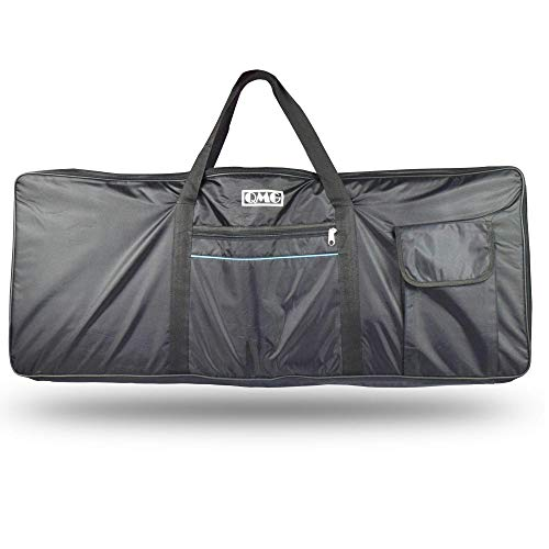 6. QMG Electric Piano Portable Padded Gig Bag/Case