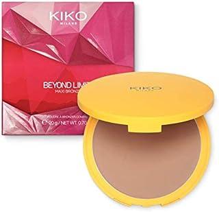 Maxi Bronzer Kiko Cosmetics coleção Beyound Limits Cor 02