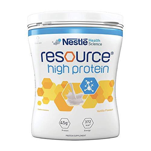 Nestle Resource High Protein - 400g Pet Jar Pack (Vanilla Flavor)