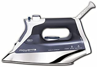 Sponsored Ad - Rowenta DW8080 Professional Micro Steam Iron Stainless Steel Soleplate with Auto-Off, 1700-Watt, 400-Hole, ...