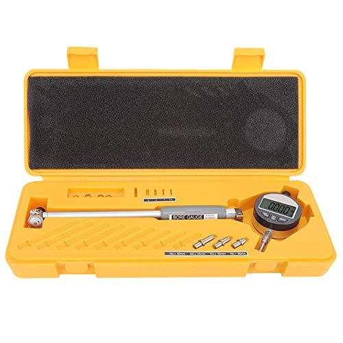 Digitales Bohrungsmessgerät 35-50 mm, Edelstahl, hochgenaues Innendurchmesser-Messwerkzeug, Industriemotor-Lochzylinder, elektronische Messuhr