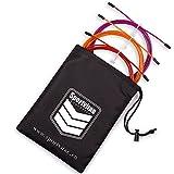 Juego Kit Cables de Repuesto para Comba de Velocidad para Fitness, Crossfit y...