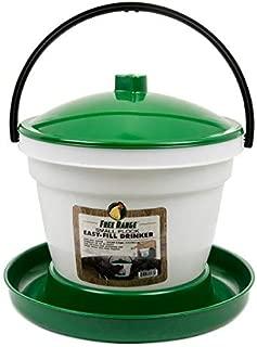 Best little giant 5 gallon plastic poultry waterer Reviews
