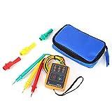Tester sequenza, Sm-852B trifase 60 V ~ 600 V Tester indicatore rotazione ordine sequenza 20Hz-400Hz