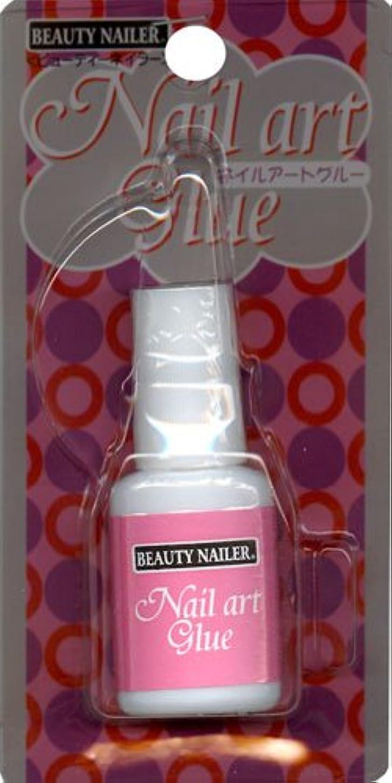 シャープピカリングシャックルBEAUTY NAILER ネイルアートグルー Nail art Glue NAG-1