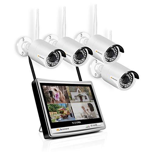 1080P Tout-en-Un Système de Caméra Sécurité...