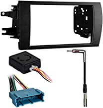 Metra 95-2004 2-DIN Dash Kit + Chime Retention Interface for Select Cadillac