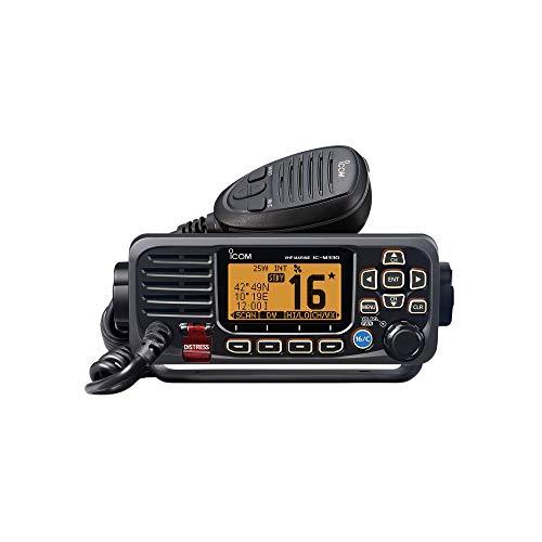 ICOM IC-M330G GPS INTEGRATO RICETRASMETTITORE VHF NAUTICO DSC IN CLASSE D DSC - IPX7 (Bianco)