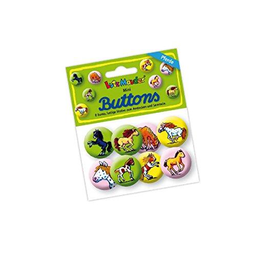 Lutz Mauder Lutz mauder67232My Pony Mini Button Set (8-teilig)