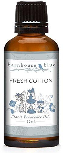 Barnhouse - Fresh Cotton - Premium Grade Fragrance Oil (30ml)