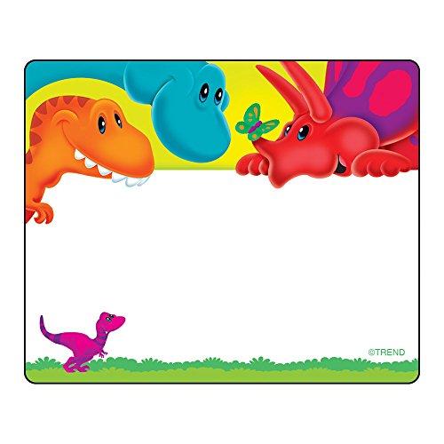 TREND enterprises, Inc. Dino-Mite Pals Terrific Labels, 36 ct