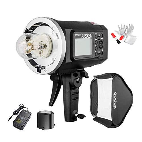 Godox AD600BM Bowens Mount 600Ws GN87 HSS Outdoor Flash Strobe Light with 2.4G...