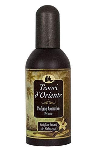 Tesori d Oriente Profumo Aromatico Vaniglia e Zenzero 100 ml - 100 ml