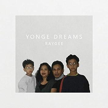 Yonge Dreams - EP